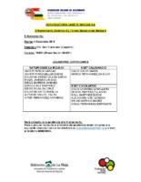 Convocatoria CM 4,6-12