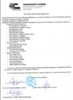 JUNTA ELECTORAL 2020_ACTA 2