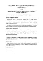 ESTATUTOS FEDERACIÓN RIOJANA DE BALONMANO